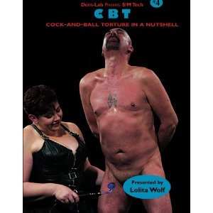 Photo from CBT: Cock-and Ball Torture in a Nutshell by Lolita Wolf
