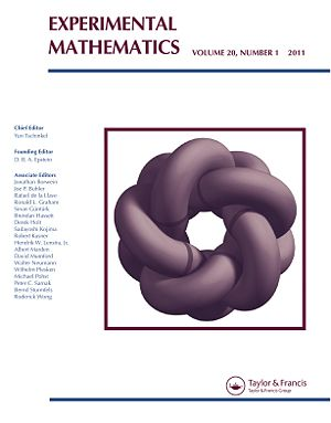 Experimental Math Journal
